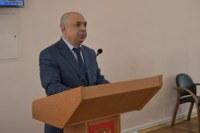 Отчёт главы администрации городского поселения город Поворино за 2020год